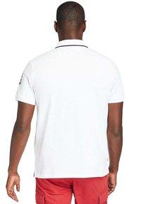 Timberland - Polo shirt - white - 2