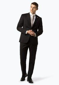 Andrew James - Suit trousers - black - 1