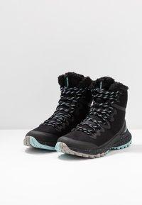 Merrell - BRAVADA POLAR WATERPROOF - Zimní obuv - black - 2