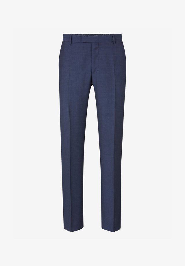 BRAD - Suit trousers - dunkelblau