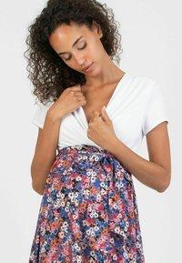 ATTESA - MARTA - Denní šaty - white - 3