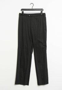 Oui - Trousers - black - 0