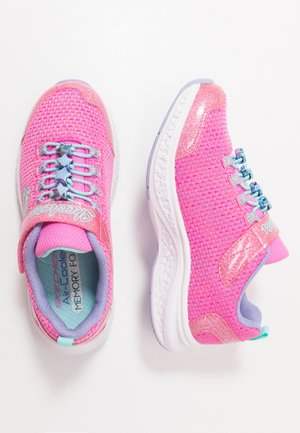 STAR SPEEDER - Trainers - pink/multicolor sparkle/peri/aqua