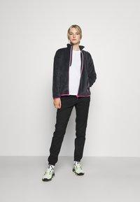 Campagnolo - WOMAN JACKET - Fleece jacket - titanio - 1