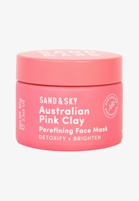 AUSTRALIAN PINK CLAY POREFINING FACE MASK 60G - Face mask - -