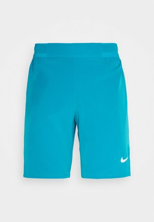 FLX ACE - Sports shorts - neo turquoise/white