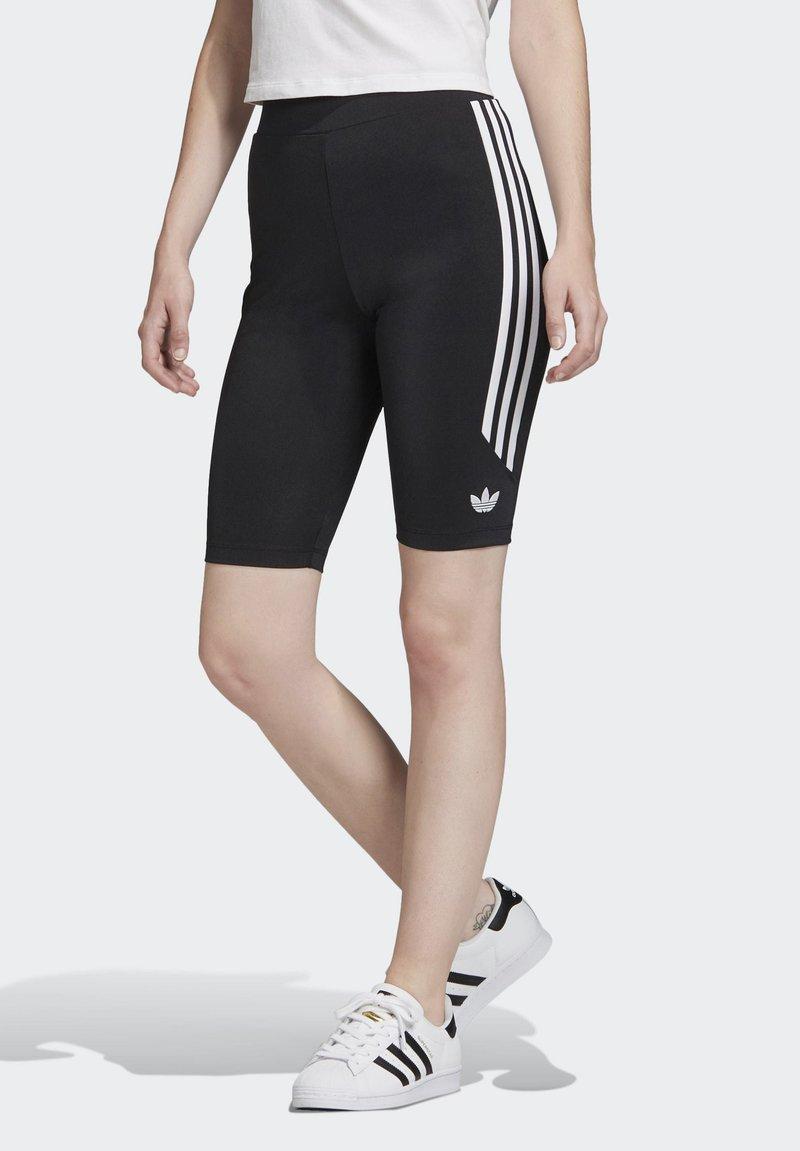 adidas Originals - CYCLING TIGHTS - Shorts - black