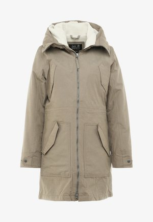 ROCKY POINT - Parka - clay