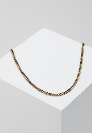 CONNECTION NECKLACE - Kaulakoru - gold-coloured