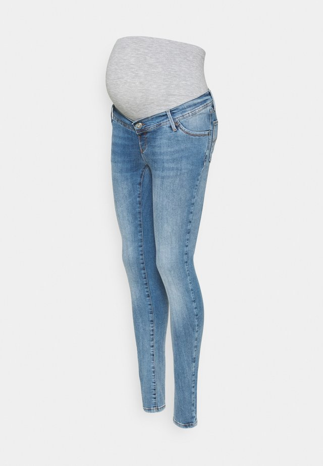 SUPER SUSTAINABLE - Jeans Skinny Fit - stone wash
