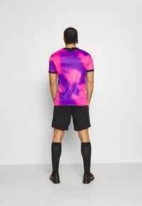 Nike Performance - PARIS ST GERMAIN STADIUM SHORT - Sports shorts - black/hyper pink - 2