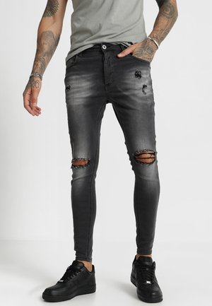 LUMOR - Jeans Skinny Fit - grey wash