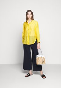 Vanessa Bruno - LIDIANE - Button-down blouse - citrus - 1