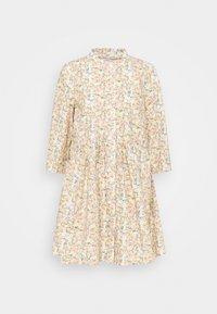 ONLY - ONLCHICAGO MARK FLOWER DRESS - Denní šaty - cloud dancer - 0