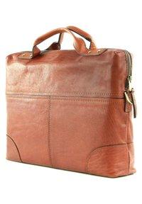 Saddler - Briefcase - midbrown - 3