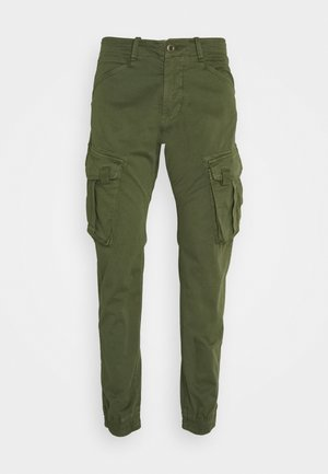 SPY PANT - Cargo trousers - dark olive