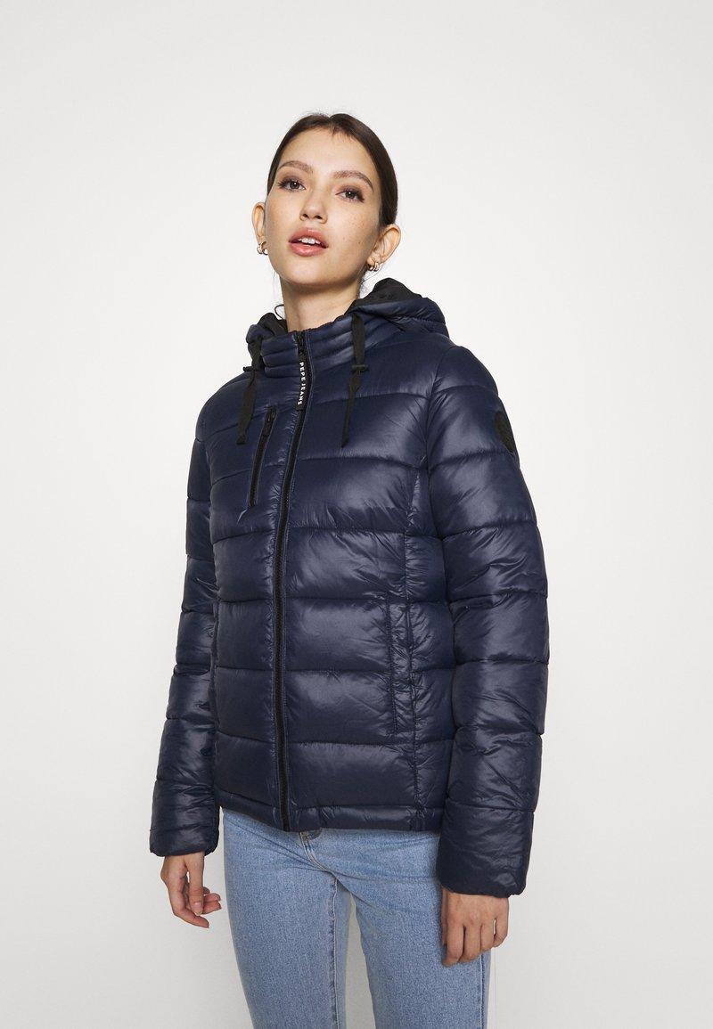 Pepe Jeans - CATA - Winter jacket - dark ocean