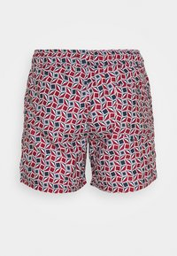 Ben Sherman - LONG BEACH - Plavky - red - 4