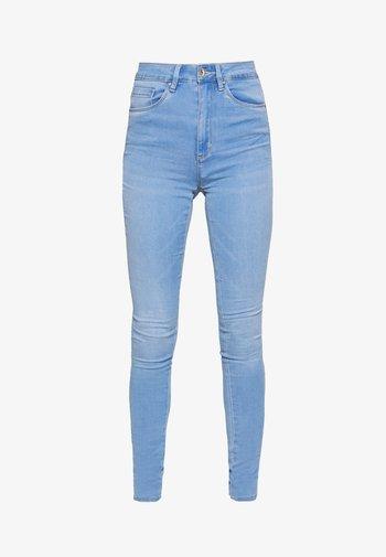 ONLROYAL - Jeansy Skinny Fit - light blue denim