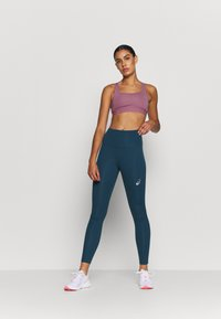 ASICS - HIGH WAIST - Leggings - magnetic blue - 1