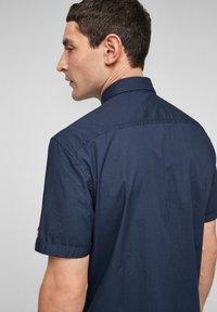 s.Oliver - Shirt - dark blue - 4
