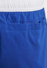 adidas Performance - 3 STRIPES PRIMEGREEN REGULAR SWIM SHORTS - Swimming shorts - blue - 2