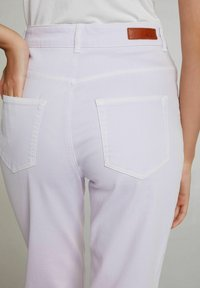 Oui - Trousers - orchid hush - 4