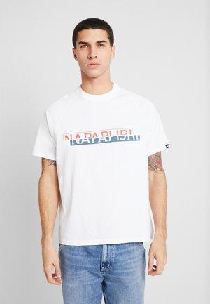 SIRE - T-shirt imprimé - bright white