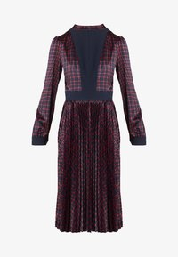 Apart - PRINTED DRESS - Robe de soirée - midnightblue/red - 4