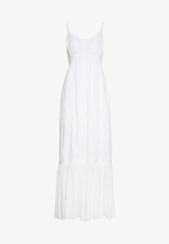 Robe longue - brilliant white