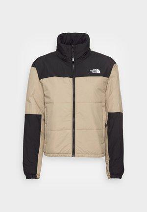 GOSEI PUFFER - Light jacket - flax