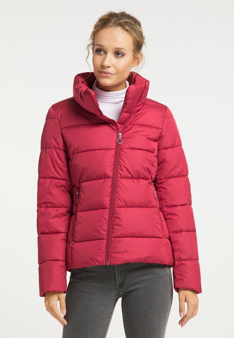 DreiMaster - Winter jacket - rot