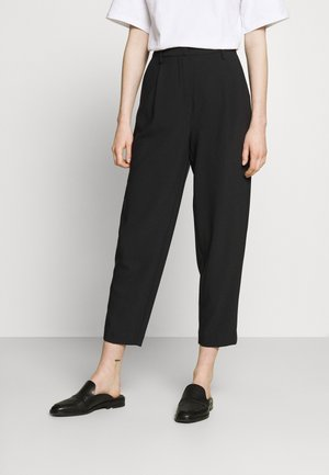 CINDY DAGNY PANT - Chinos - black