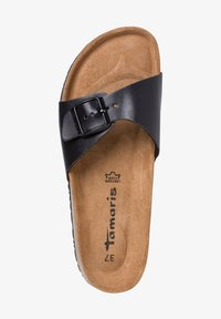 TAMARIS - Domácí obuv - black