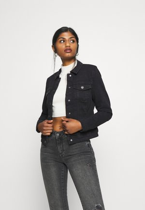 ONLWESTA LIFE  - Denim jacket - black