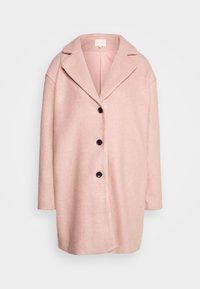 VIOLLY BUTTON COAT - Classic coat - adobe rose
