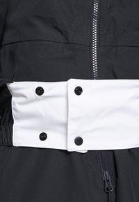 Oakley - Snowboard jacket - black/white - 4