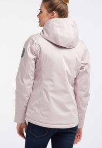 Schmuddelwedda - Waterproof jacket - light pink - 2