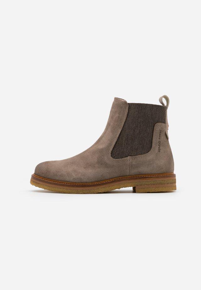 BRENDA - Kotníkové boty - taupe