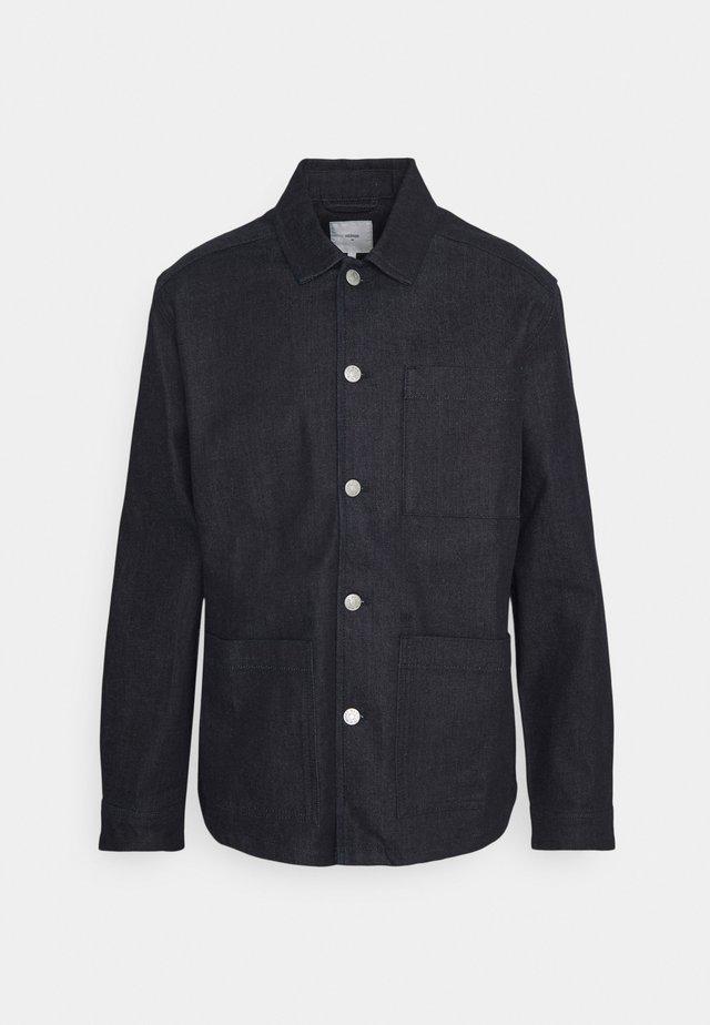 MACKENZIE - Chaqueta vaquera - navy blazer