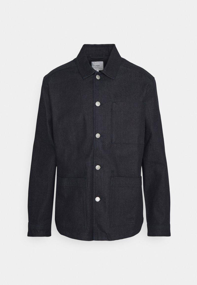 Minimum - MACKENZIE - Farkkutakki - navy blazer