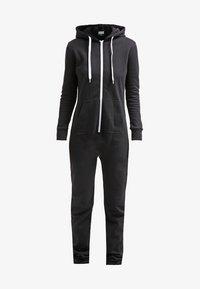 Urban Classics - Jumpsuit - black/white - 6