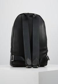Calvin Klein - PUNCHED ROUND  - Rucksack - black - 2