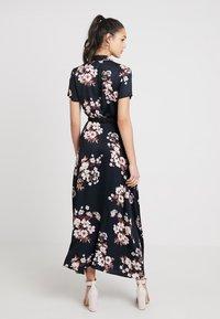 Vero Moda - VMROMA BELT ANCLE DRESS - Maxi dress - black - 3
