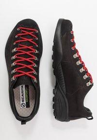 Scarpa - MOJITO ROCK - Zapatillas de senderismo - black - 1