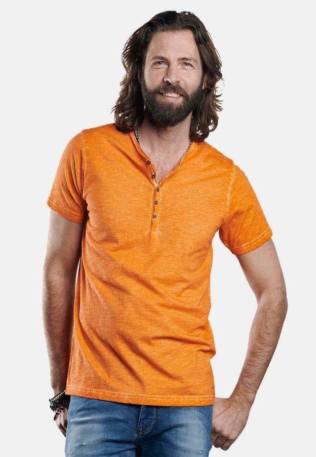Basic T-shirt - orange