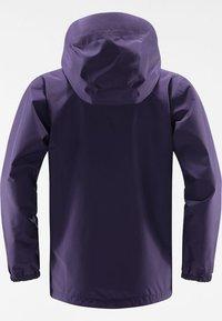Haglöfs - BETULA GTX JACKET - Hardshell jacket - purple rain - 6