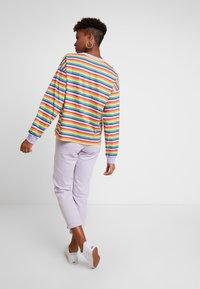 Monki - TUVA - Long sleeved top - orange bright - 2