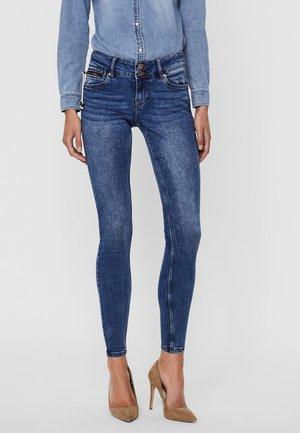 FIT JEANS - Jeans Skinny Fit - medium blue denim