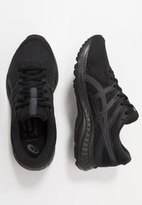 ASICS - GEL-CONTEND - Zapatillas de running neutras - black - 1